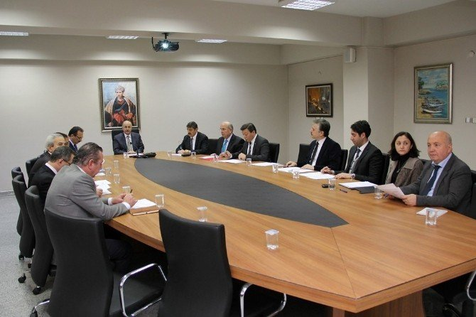 Bartın'da İstihdamı Arttırma Ve Nitelikli Eleman Yetiştirme Kursları Açılacak