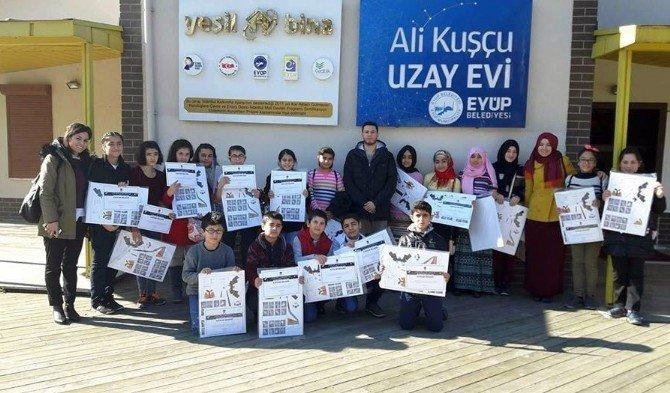 Bilgievleri'nden Ali Kuşçu Uzay Evi'ne Ziyaret