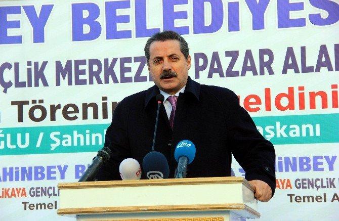 Başbakan Yardımcı Şimşek'ten HDP'li Belediyelere 'Hendek' Göndermesi