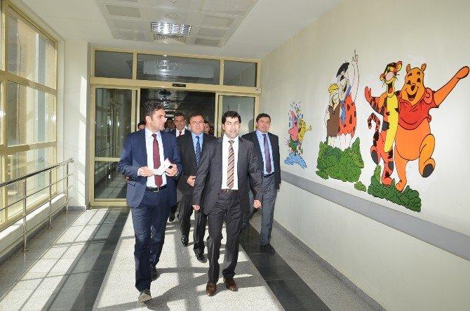 Viranşehir Devlet Hastanesinin Hizmet Kalitesi Yükseliyor