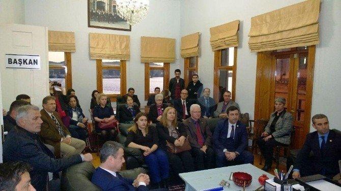 CHP İl Yönetiminden Başkan Gençer'e Ziyaret