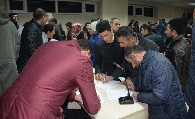 Tatvan'da ücretsiz girişimcilik kursu izdihamı