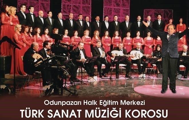 Türk Sanat Müziği Korosu Sezonun İlk Konserini Verecek