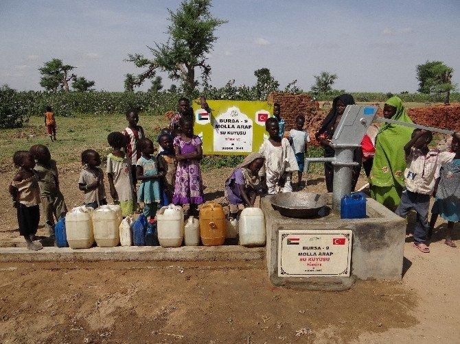 Bursa'dan Sudan'a Can Suyu