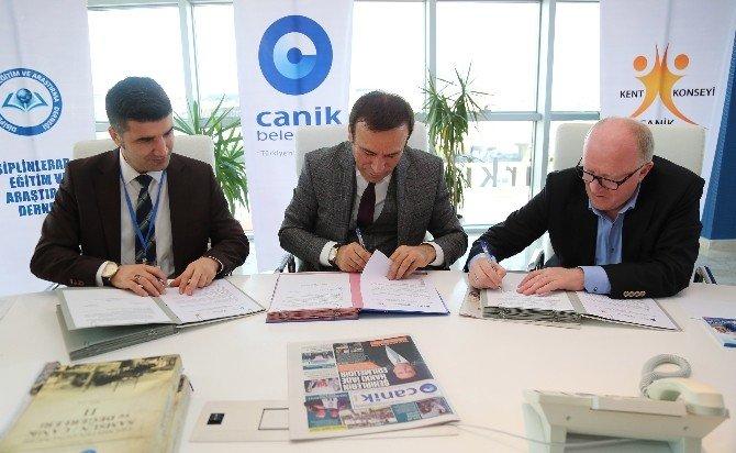 Canik'ten Öğretmen Akademisi