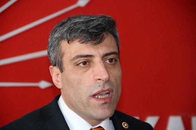 CHP Genel Başkanı Yardımcısı Yılmaz Ardahan'da