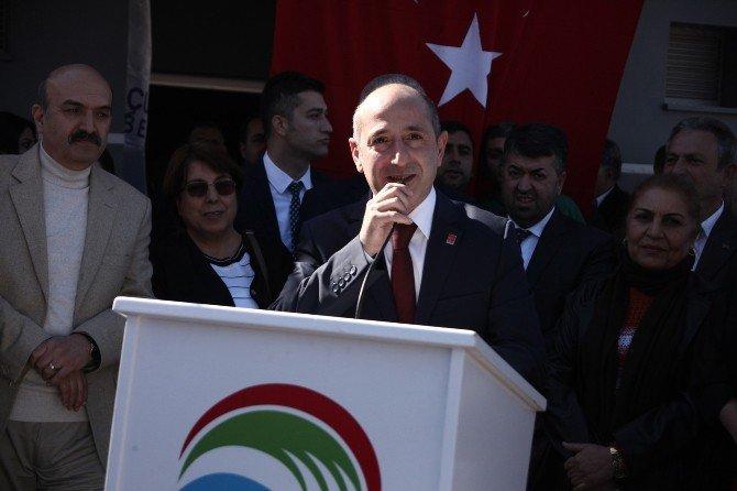 Adana'da Cemevi Açılışı