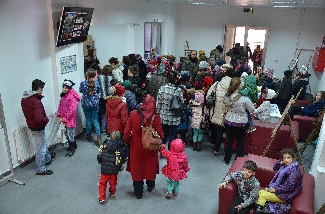 Çocuk Sineması Günleri'nde 7 Bin Öğrenci Sinema İle Tanıştı