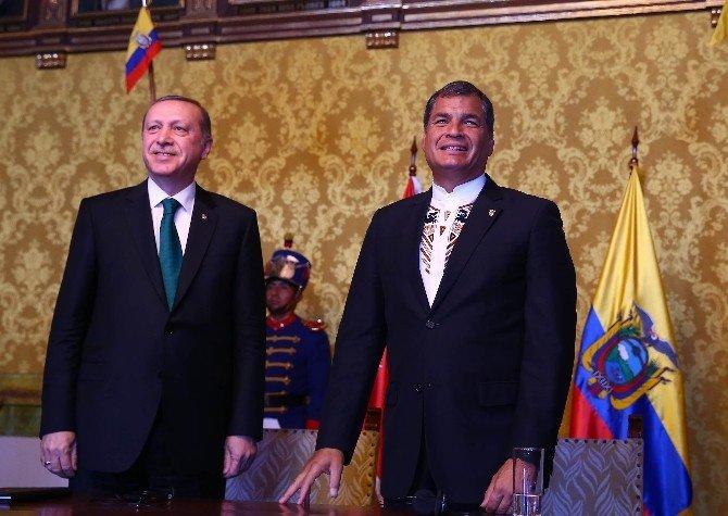 """Cumhurbaşkanı Erdoğan: """"Cenevre'den Ümidi Olan Var Mı?"""""""