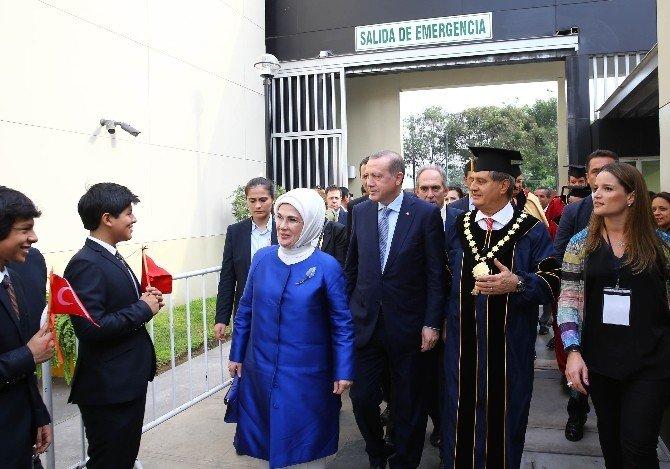 """Erdoğan: """"Dünyayı Oyalamak İçin Mi Bir Araya Geliyorsunuz?"""""""