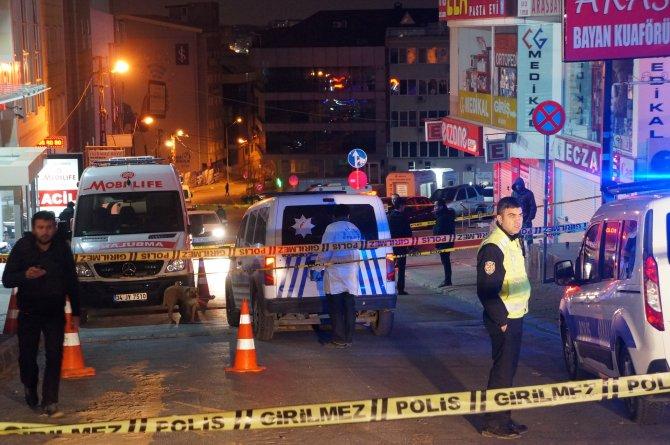Emniyet Müdürü Çalışkan, yaralı polisi ziyaret etti