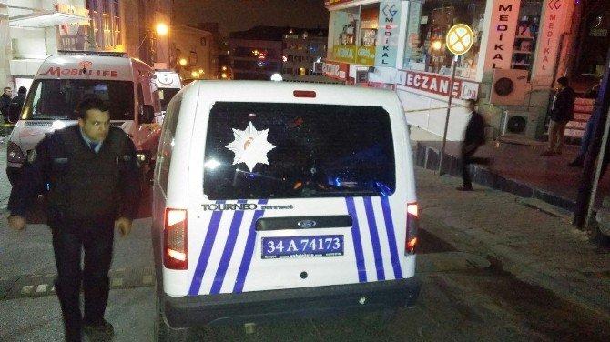 Esenyurt'ta Polise Silahlı Saldırı: 1 Polis Yaralı