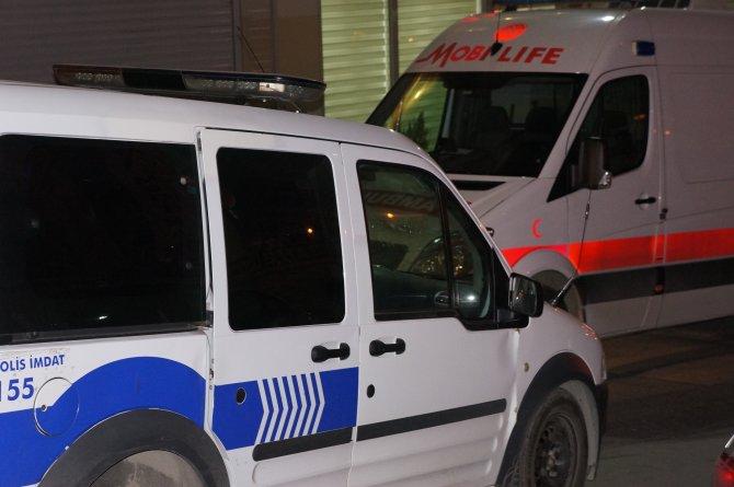 Silahlı saldırıda yaralanan polis tedavi altına alındı