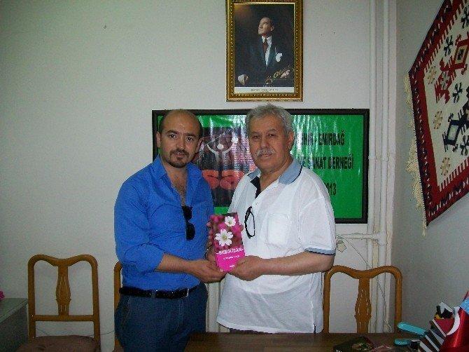 Eskişehir Hacı Bektaş Veli Kültür Ve Sosyal Yardımlaşma Derneği'nden Esab'a Ziyaret
