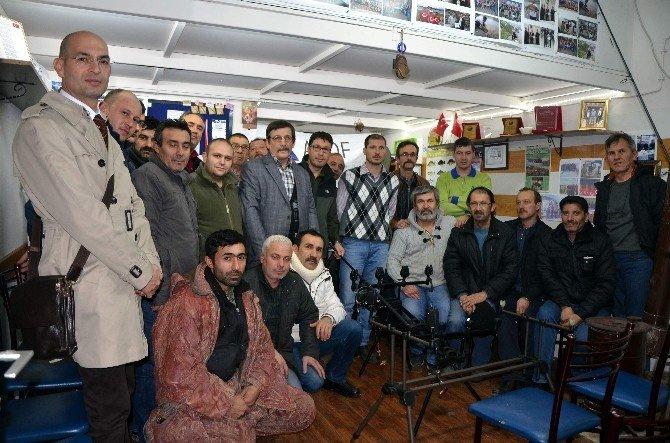 Esabder 2016 Yılı Eğitimlerine Başladı