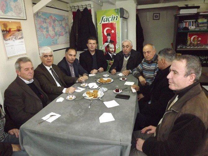 Estieo'dan Bey-der'e Ziyaret