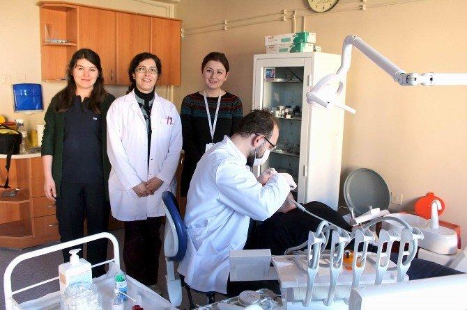 Gemerek Devlet Hastanesi 7 Bin Hastaya Hizmet Verdi