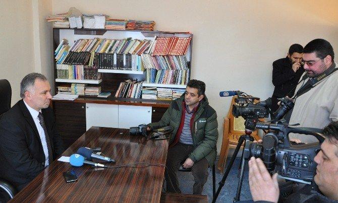 HDP Parti Sözcüsü Ve Kars Milletvekili Ayhan Bilgen Açıklamalarda Bulundu