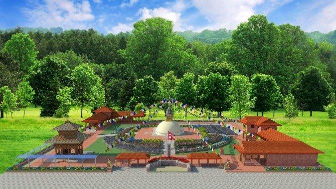 Nepal, EXPO 2016'ya 'Himalaya Bahçesi' İle İmza Atıyor