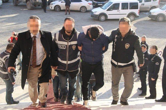 Iğdır'da 4 Kişi Hırsızlıktan Tutuklandı