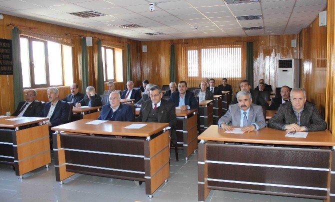 İl Genel Meclis Üyeleri SYDV Mütevelli Heyetine Üye Seçti