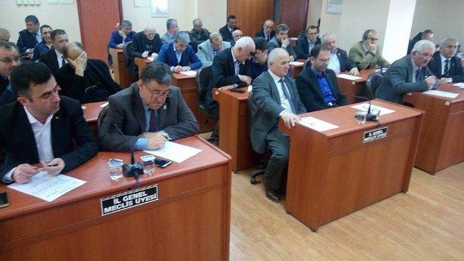 İl Genel Meclisi Şubat Ayı Dördüncü Birleşim Toplantısı Yapıldı