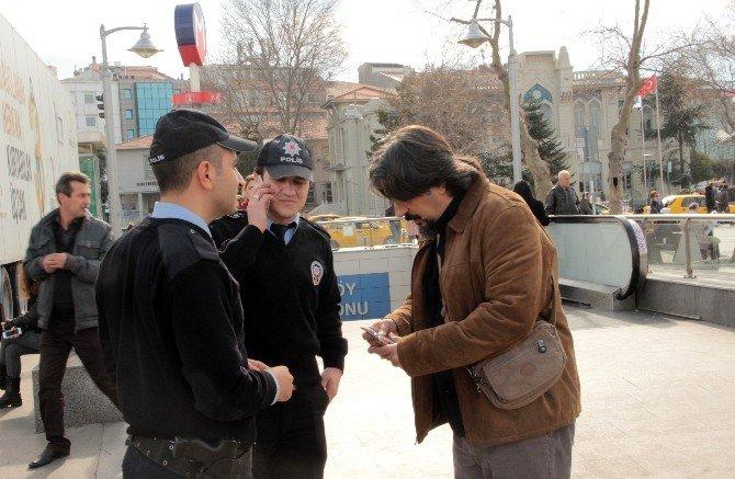 Emniyet Güçleri Güvenlik Önlemlerini Arttırdı