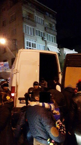Ölüm Yolculuğunu Polis Engelledi