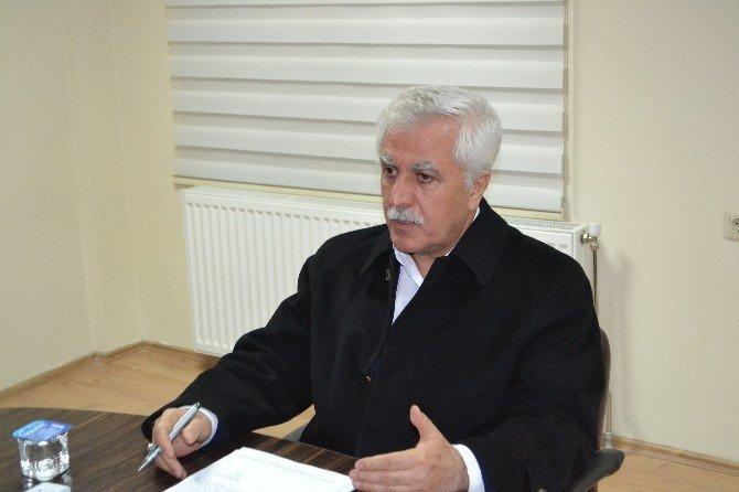 Belediye Başkanı Toprak, Yapılacak Hes'e İtiraz Etti