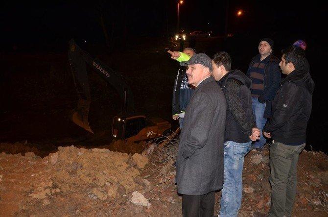 Karabük'te Su Baskının Yaraları Sarılıyor