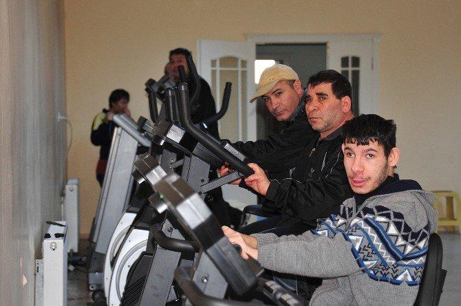 Karaman'da Engelli Vatandaşlara Spor Yapma İmkanı Sunuluyor