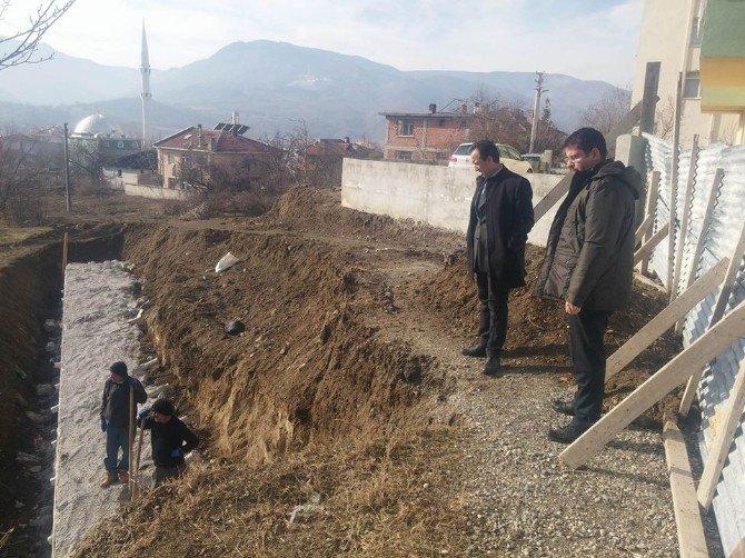 Hanönü Belediyesi İmara Uygun Yolları Açıyor