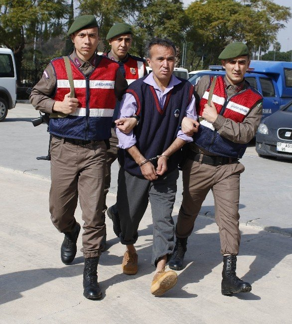 Antalya'da Kadın Cinayeti (2)