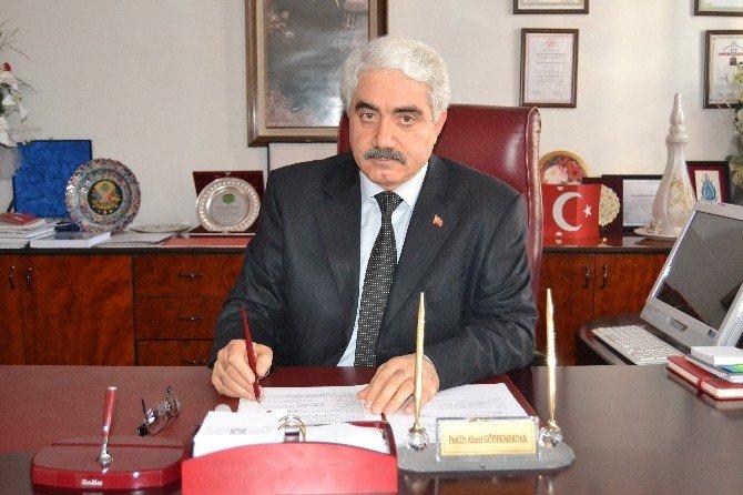 Kayseri Kamu Hastaneleri Birliği Genel Sekreteri Ahmet Gödekmerdan: