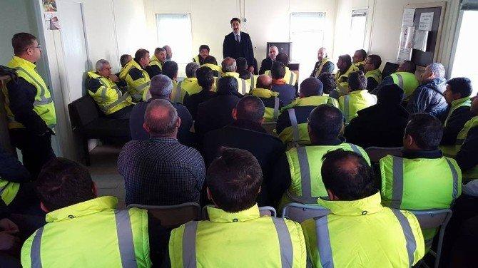Hizmet-iş Sendikası Taşeron İşçileri Bilgilendiriyor