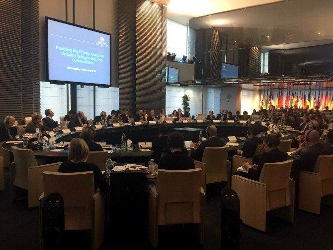 Başkan Kara, Avrupa Yatırım Ve Kalkınma Bankasının Düzenlediği Toplantıya Konuşmacı Olarak Katıldı