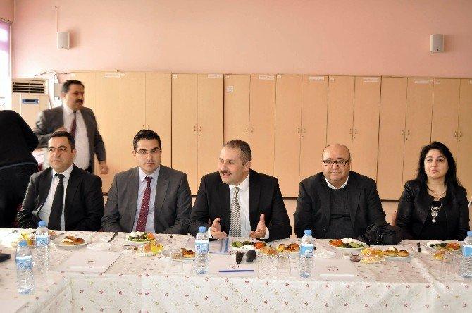 Kırıkkale İl Sağlık Müdürü Uzun'dan Değerlendirme Toplantısı