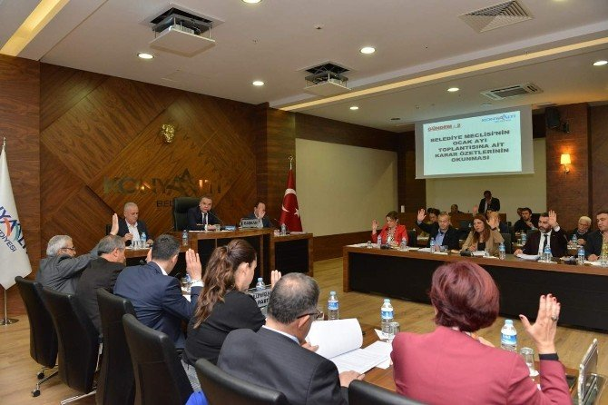 Konyaaltı Meclis Toplantısı