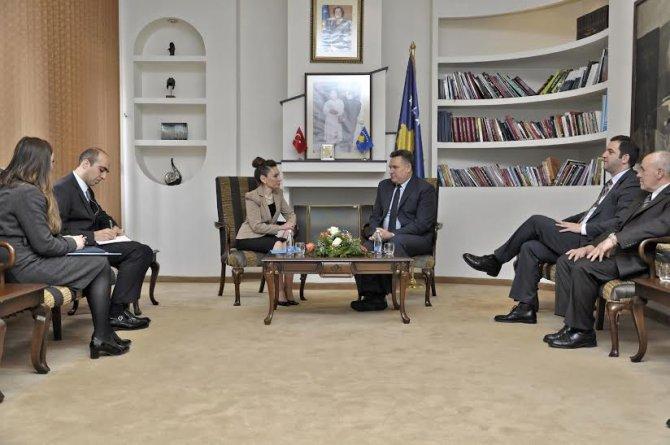 Türkiye, 2016'da Kosova kültürüne destek verecek