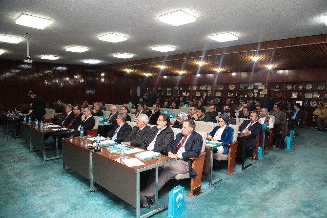 Kütahya Belediyesi Şubat Ayı Meclis Toplantısı Yapıldı