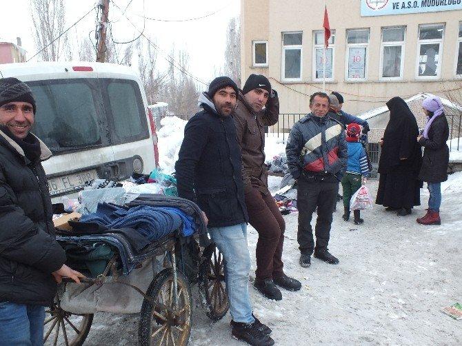 Eksi 20 Derecede Seyyar Pazar
