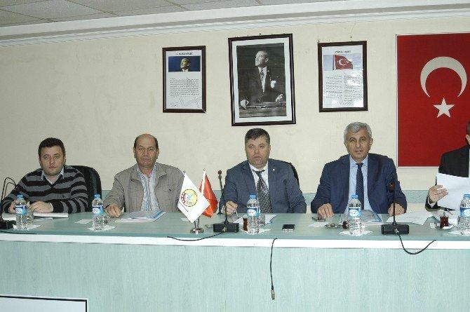 Malkara TSO Meclisi Toplantısı