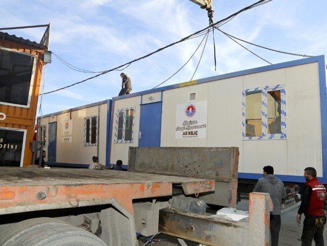 Maltepe'den Bingöl'e Deprem Yardımı