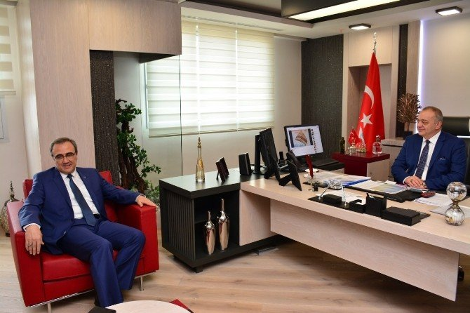 Başkan Ergün'den Alaşehir'e İki Müjde