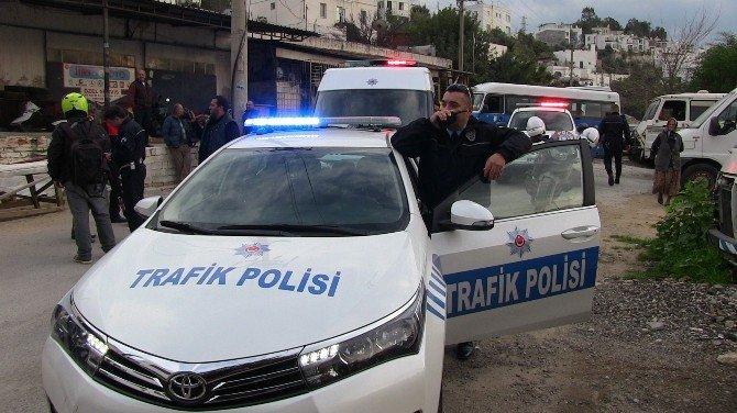 Sarhoş Sürücü Kaçakları Taşırken Yakalandı