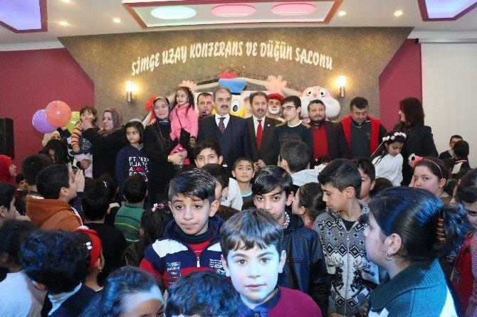 Mülteci Çocuklara Eğlence Programı