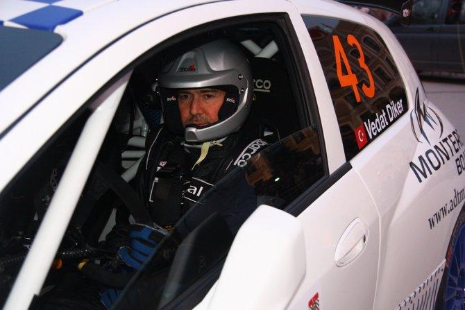 Qatar International Rally'de, Vedat Diker start alacak