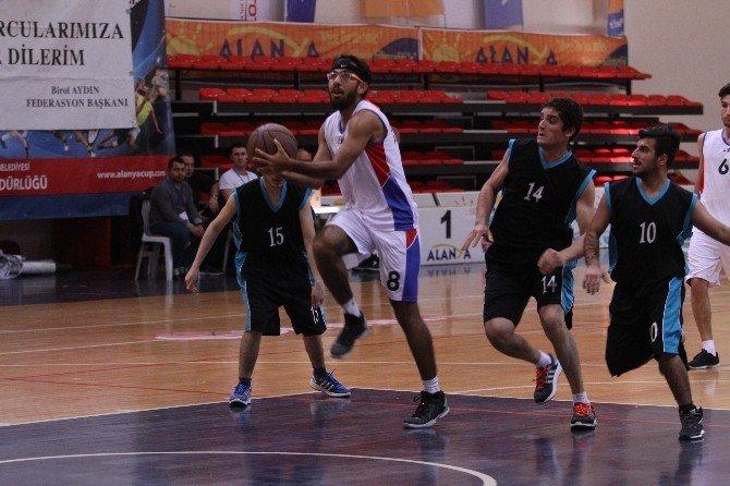 Özel Sporcular Birinci Bölge Basketbol Şampiyonası Sona Erdi