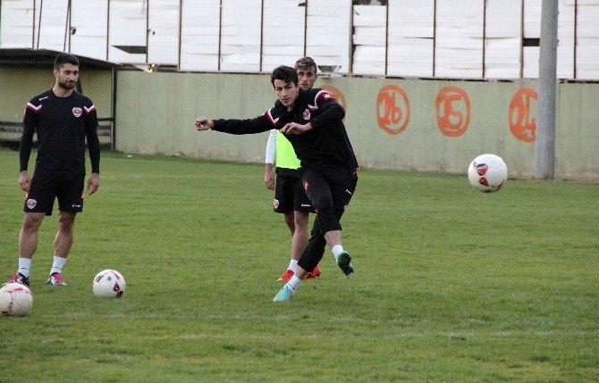 Adanaspor Giresunspor'u Bekliyor