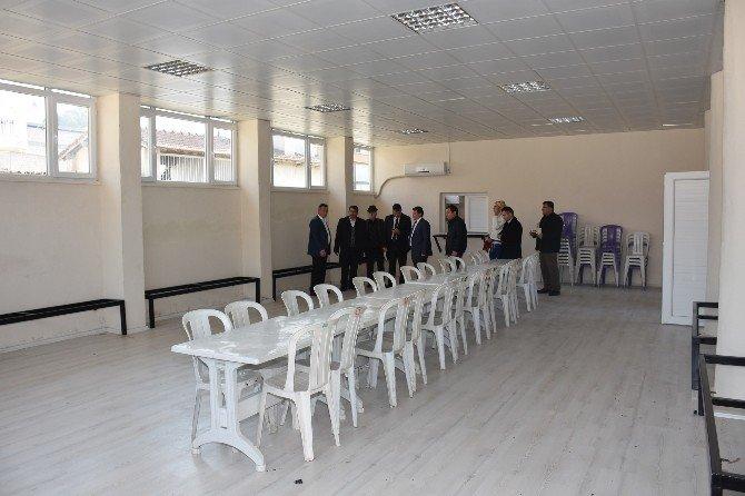 Hacı Bektaş-ı Veli Kültür Evi Açılışa Hazır